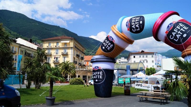 Kaffee in Locarno