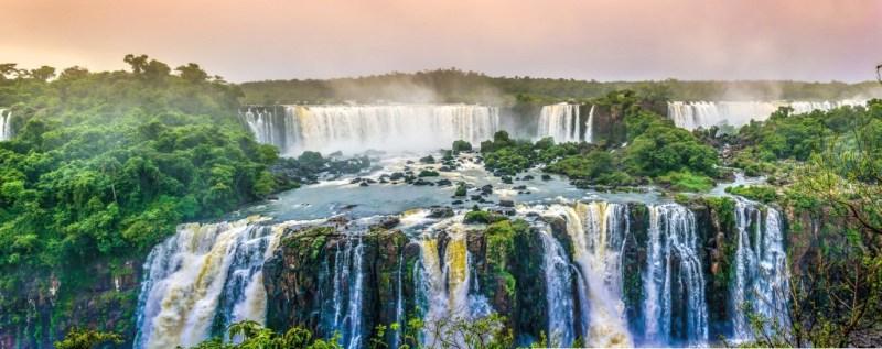 Brasilien glänzt mit Natur