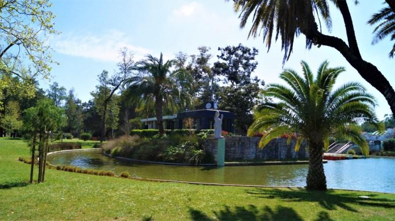 Campus Universität Lissabon