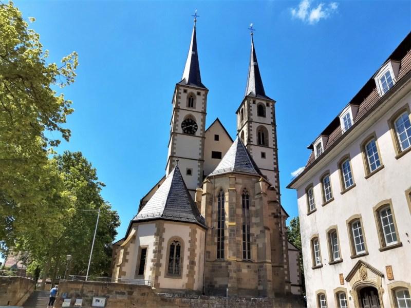 Stadtkirche am Marktplatz