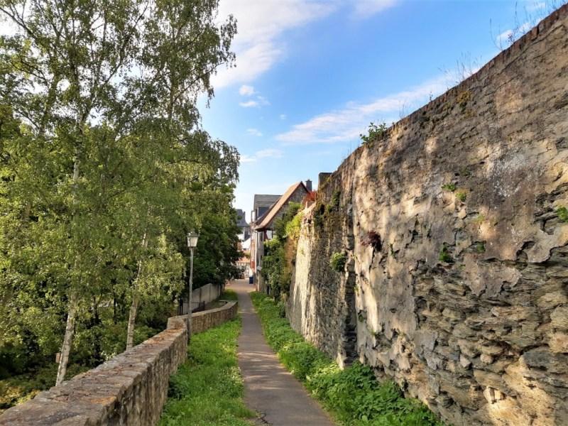 Stadtmauer Idstein