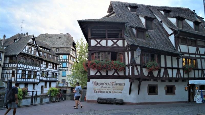 Maison des Tanneurs in Straßburg