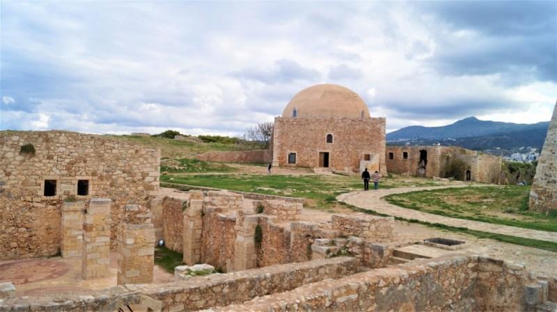 Moschee in der Fortezza