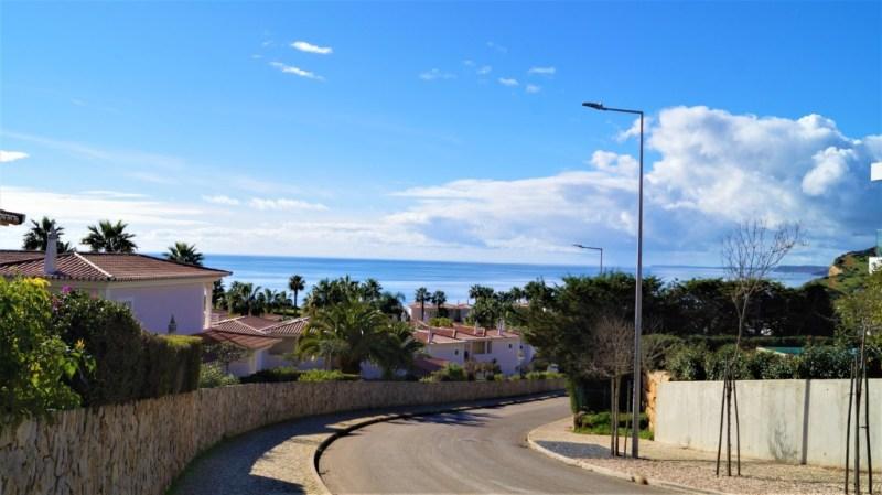 Blick aufs Meer Algarve