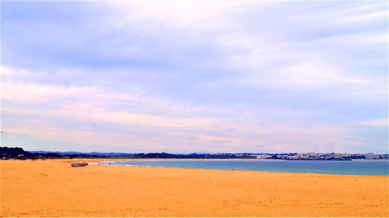 Meia Praia - Strand bei Lagos