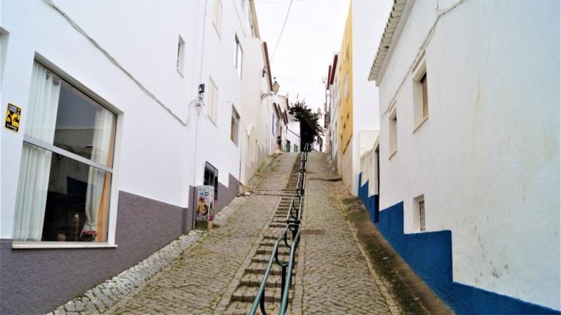 Treppe an der Algarve