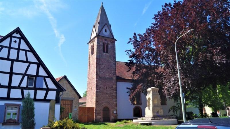 Protestantische Kirche Altrip
