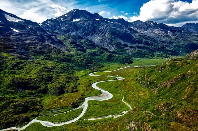 Alaska - im Norden von Nordamerika