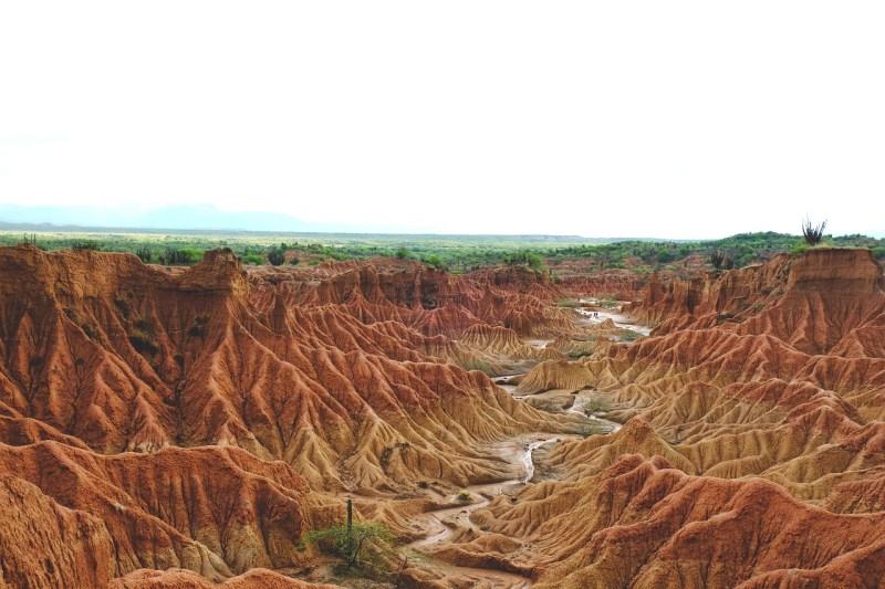 Tatacoa Wüste in Kolumbien