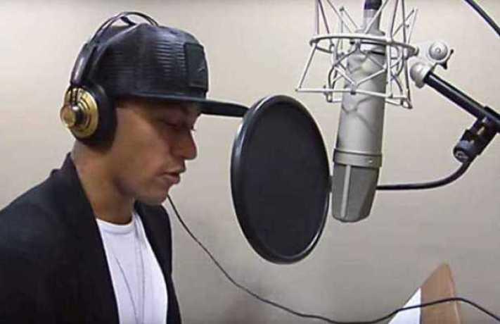 neymar-cantante