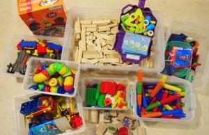 Wobbel speelgoed categorieen (Constructie)