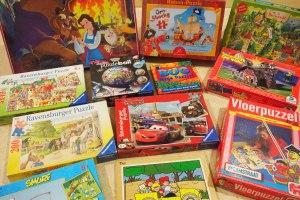 Wobbel speelgoed categorieen (Puzzels)
