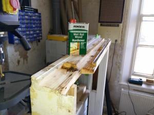 Window Sill Repair 11