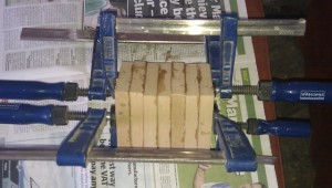 belt-sander-wheel-block-glue-up
