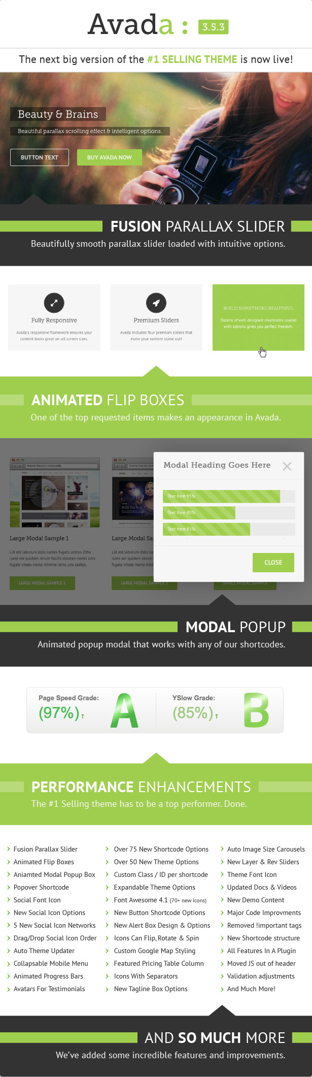Avada Responsive Multi-Purpose WordPress Theme
