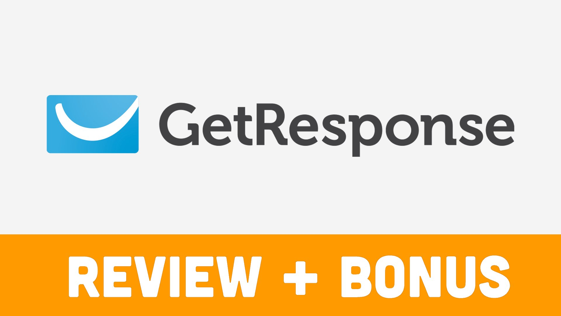 Autoresponder Getresponse  Deals Today Stores  2020