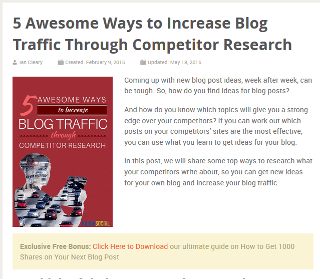 How to Write a Blog Post in Just 30 Minutes Open with an engaging introduction