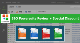 SEO PowerSuite Review & Discount: The Best SEO Tool