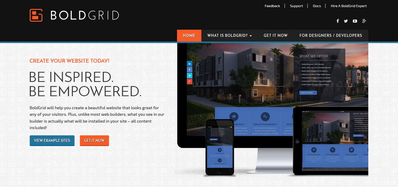 Top 5 Best Website Builders Boldgrid