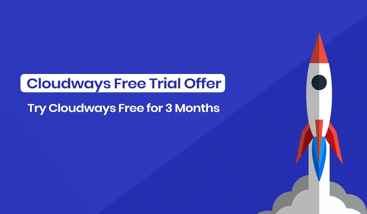 Cloudways Promo Code: WOBLOGGER - $30 Discount & 3 Months Free