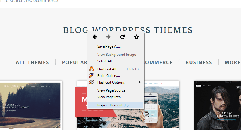 Inspect Element How To Enhance Visibility Of Your WordPress Site Using Custom Fonts