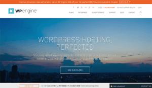 WP Engine Best Managed WordPress Hosting