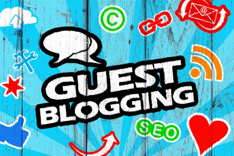 Start Guest Blogging 6 Affordable Marketing Tricks for Startup Businesses budget marketing tricks