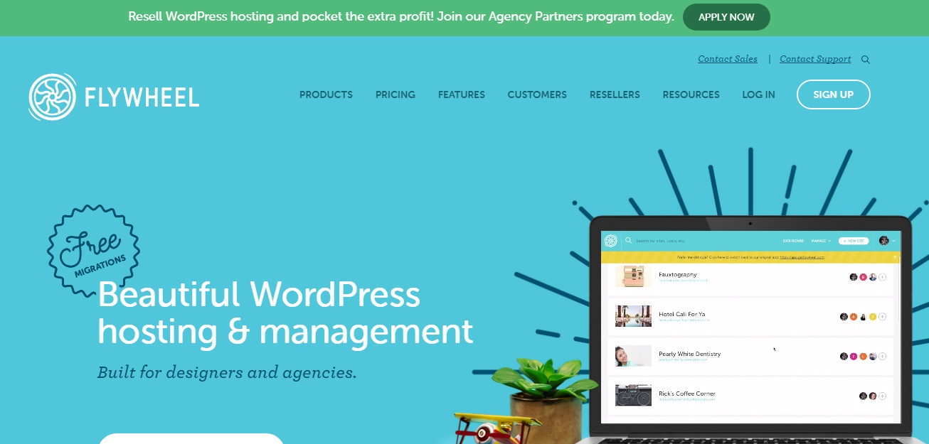 flywheel managed wordpress hosting woblogger recommended