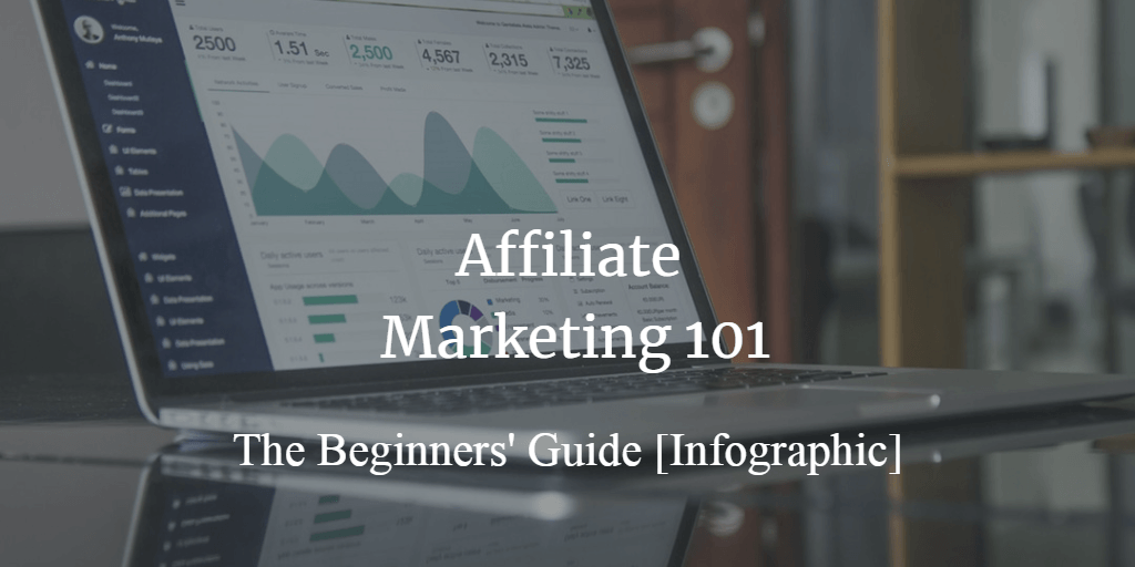 Affiliate Marketing 101: The Beginners' Guide [Infographic]