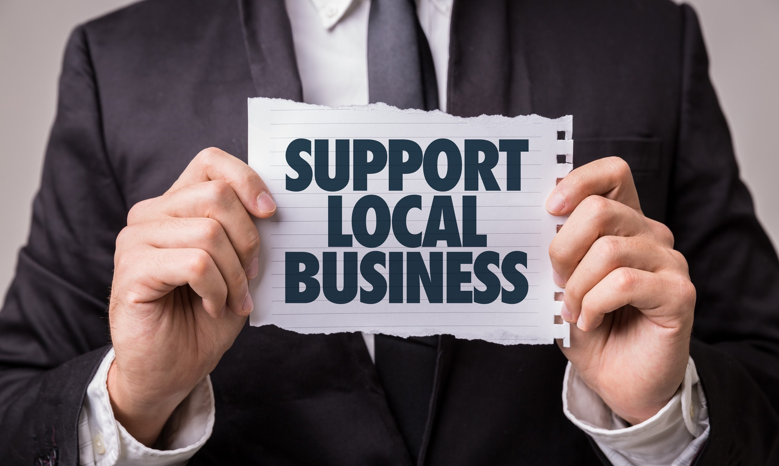 support Local Business Websites for Search Optimization