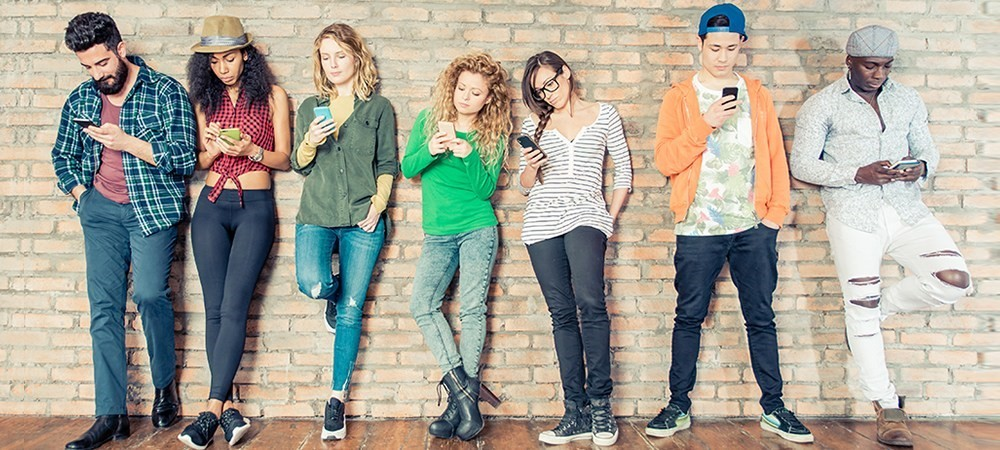 Millennial Generation Presence