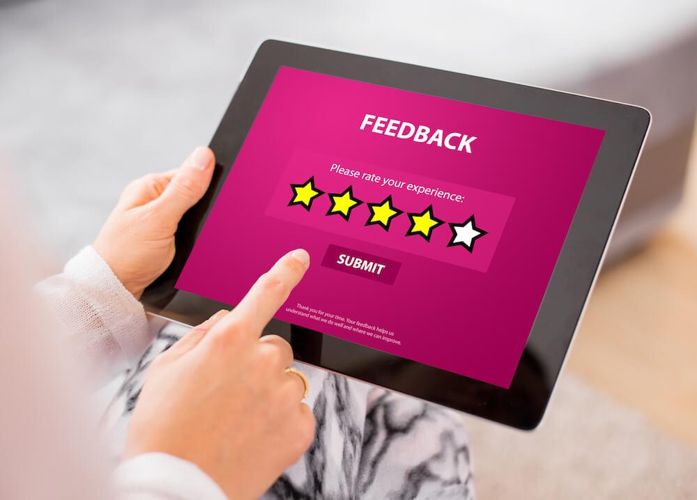 feedback reviews