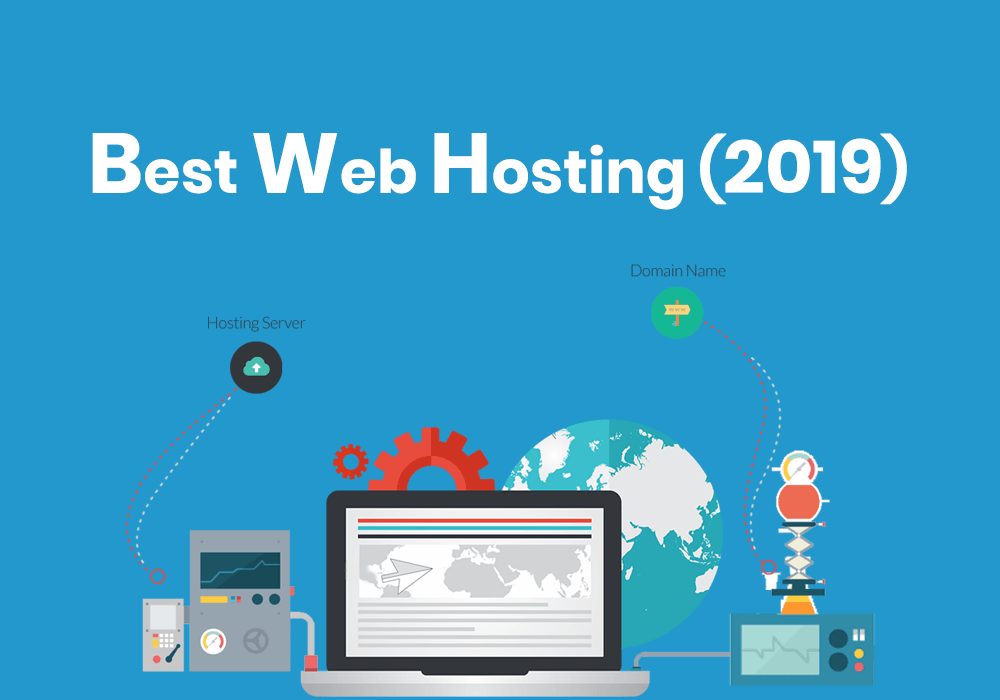 best web hosting services companies to get started