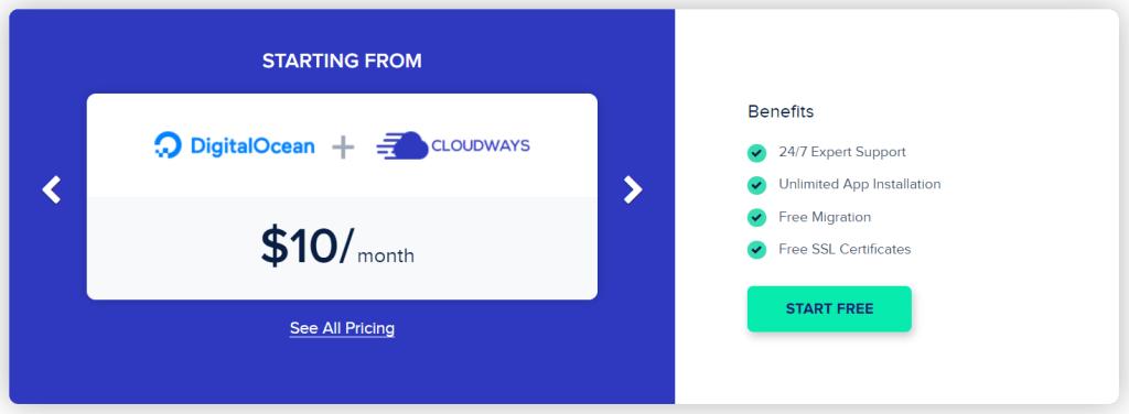 cloudways magento digitalocean hosting