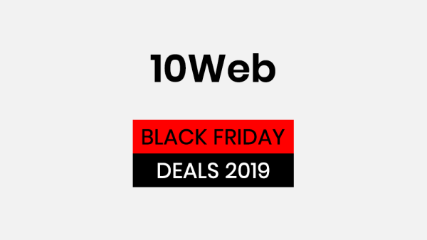10web Black Friday Deal and Coupon