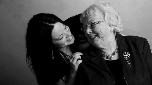 grandmother and daughter generational marketing effectively market to different generations