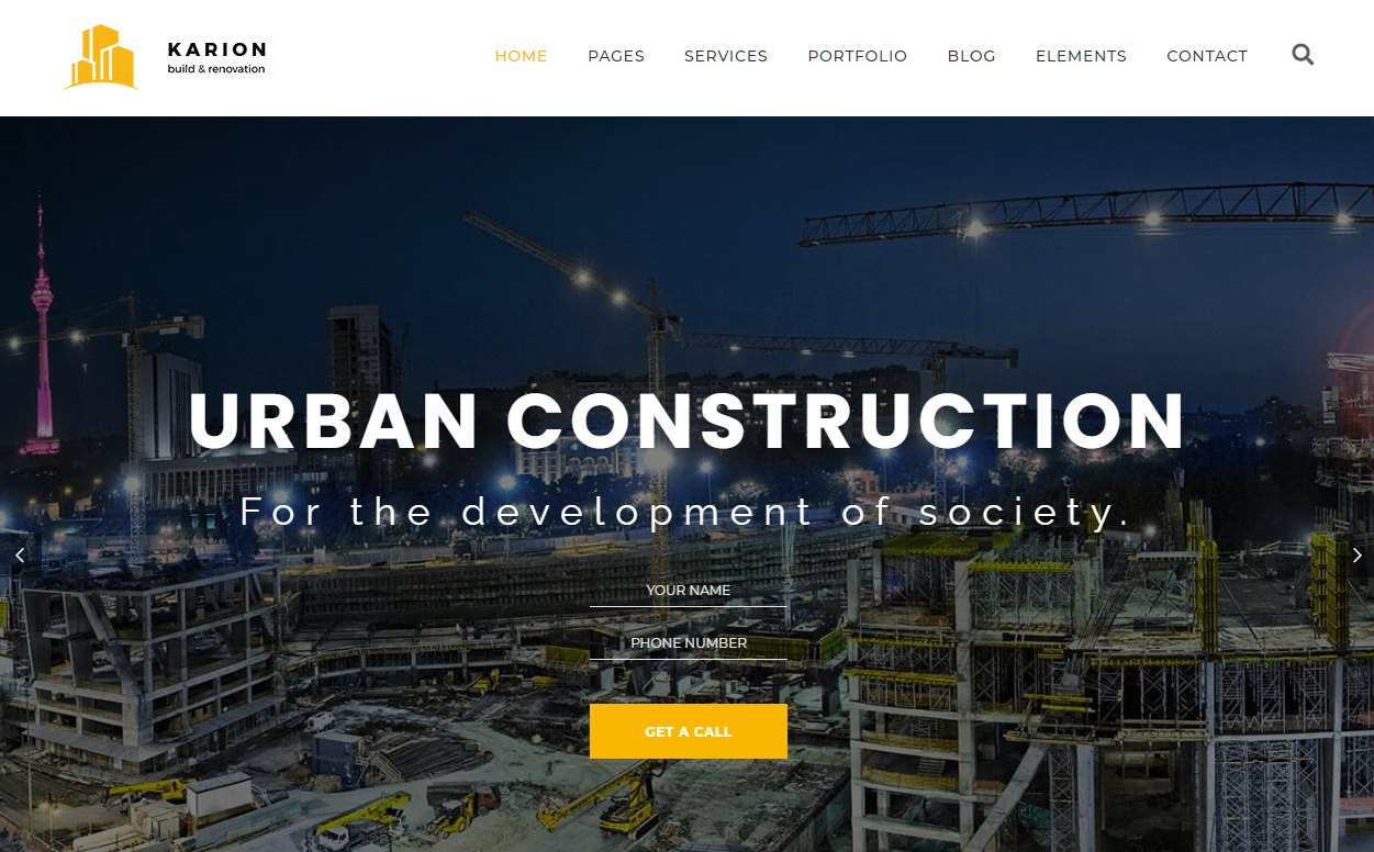 Karion Designed for the construction and building niches