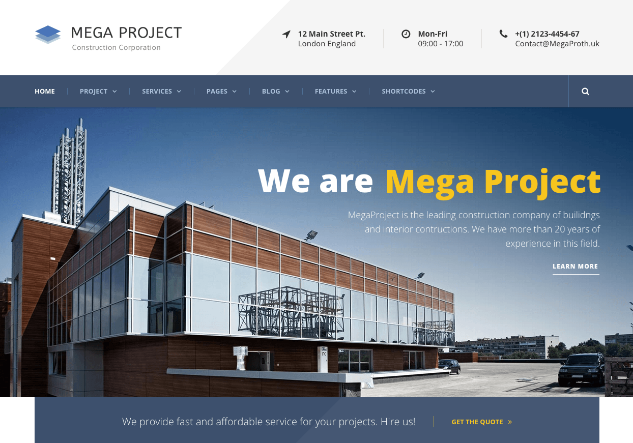 Mega Project is your best bet
