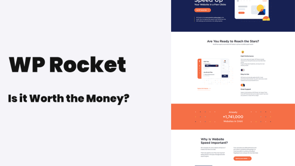 WP Rocket Review Is It Really Worth Your Money Featured Image