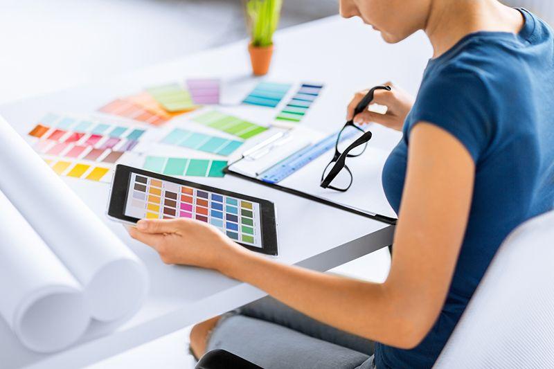 Image 2 - Choose a Unique Color Scheme