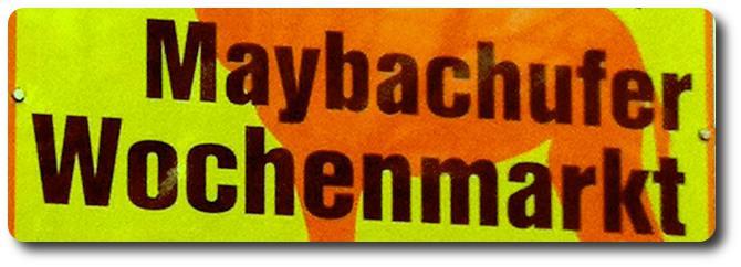 Logo vom Maybachufer Wochenmarkt