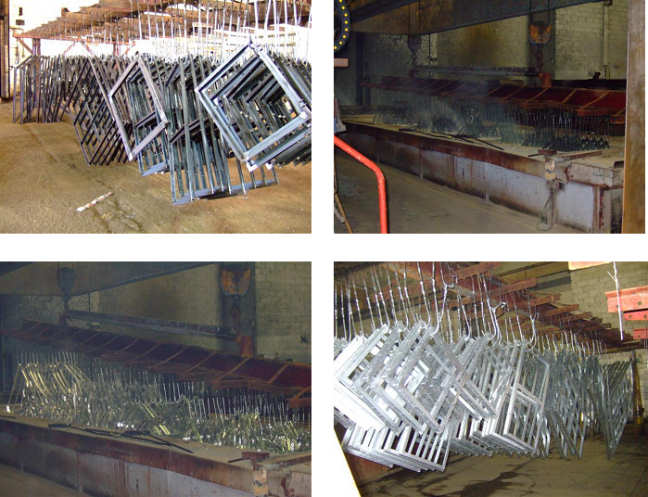 Hot-Dipped Galvanizing