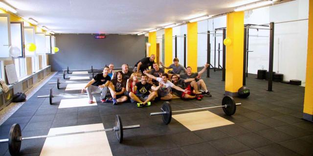 CrossFit ®* lutece paris