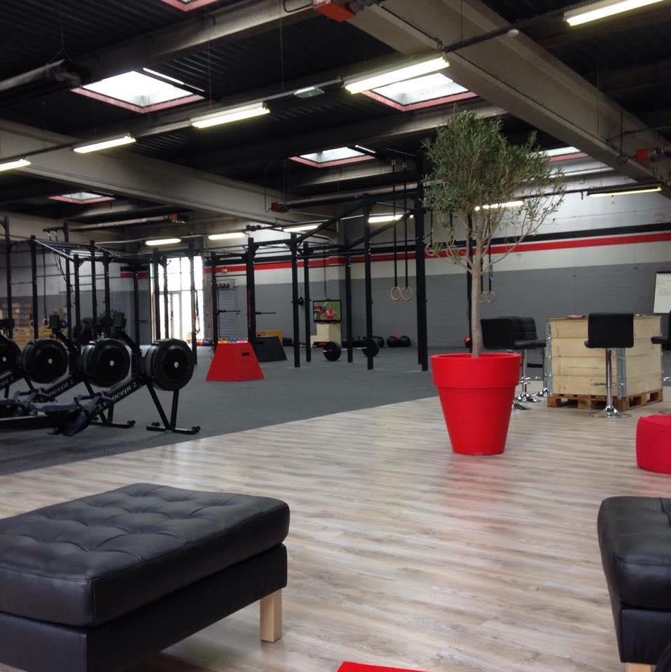 La box de CrossFit ®* Avignon