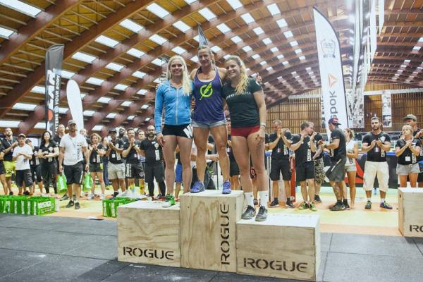 podium elite femmes french throwdown 2015