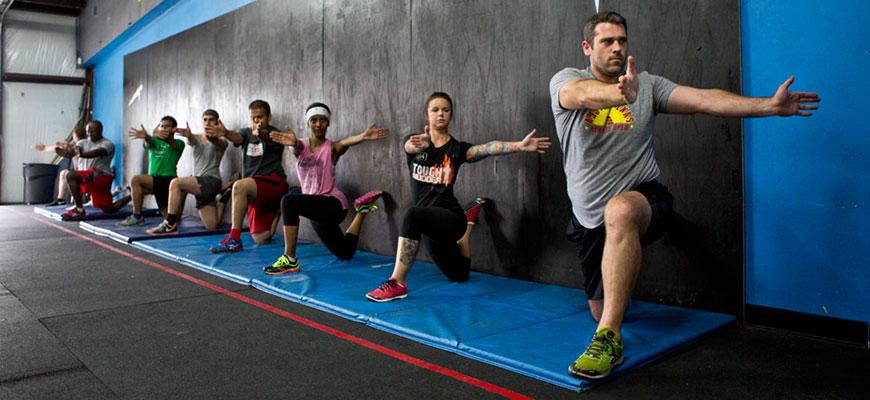 le CrossFit ®* et la mobilite