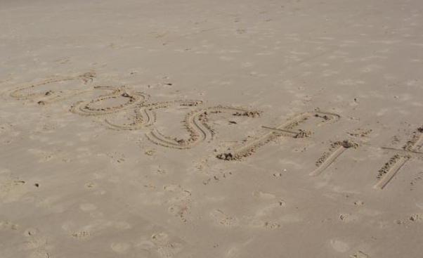 CrossFit ®* dans le sable