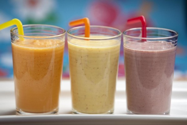 3 varietes de shake proteines