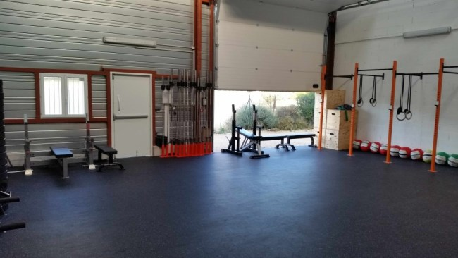 CrossFit ®* Lambesc vue d'ensemble