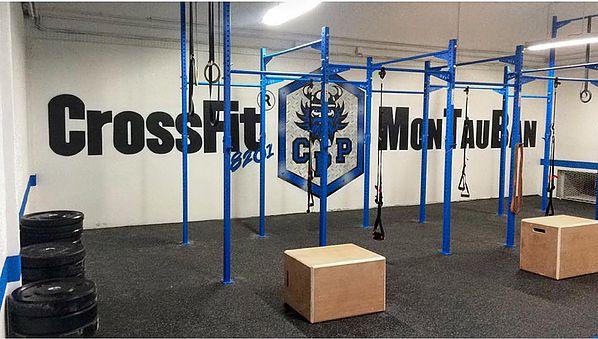 CrossFit 8201 vue interieure